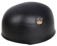 Защитный спортивный шлем WWII German Army SWAT Motorcycle Gear Steel Helmets M35 + German Camo Helmet Cover