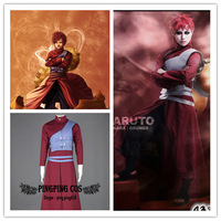 Naruto Cosplay Gaara Cosplay Costumes Suit - Any Size (Free Shipping).