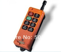 Top quality 8 Channels Double Speed Hoist Crane Truck Radio Remote Control System Controller  Industrial remote controller