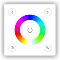 D4;LED RGBW touch controler;DC12V~DC24V input;4A*4CH output
