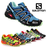 New Zapatillas Salomon Speedcross 3 Running Shoes Mens And Womens Walking Ourdoor Sport Athletic Shoes Free Shipping solomon