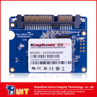 Free shipping! Kingshare H200 series half 64GB 1.8 inches tall SATA2 Solid-State Drives (KH200064SSD)