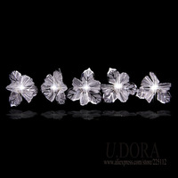Top Quality Pearl Flower Bridal Hair Jewelry Hairbands