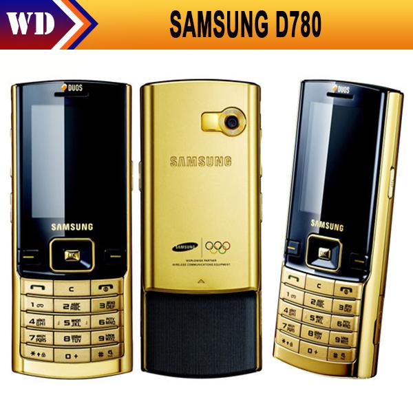 Samsung Dual Sim Touch Screen D780 Original Samsung Dual Sim