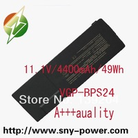 [ Original quality ] New laptop battery For SONY VAIO VPC-SA SC SB SD SE, VGP-BPL24 VGP-BPS24 VGP-BPSC24