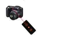 Wireless IR Infrared Camera Shutter Remote Control for Sony A230/ A330/ A500/ A850/ A580/ A700/ A900