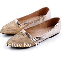 New shoes mesh hollow flat sandals summer flat shoes with a single