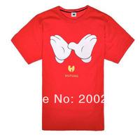 wutang stree wear tee shirts o-neck  wu tang cotton shirts short sleeve designer styles 1pcs send by China air post mail