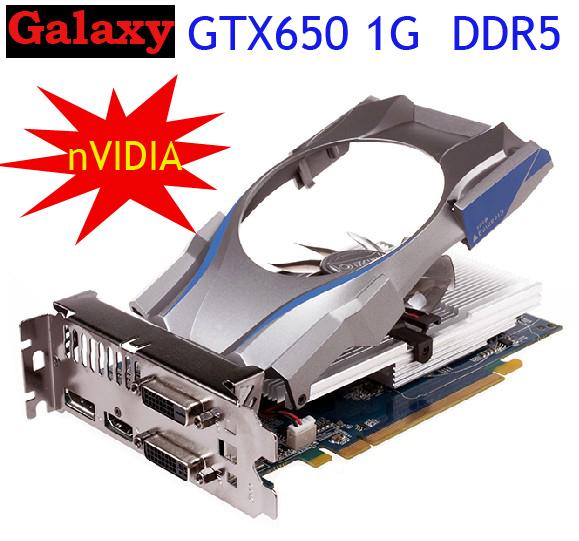 Видеокарта для ПК Galaxy nVIDIA GTX650 1G DDR5 128/pci/e 3 galaxy gtx 780 hof