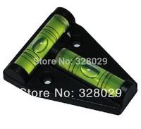Wholesale 2pc Multipurpose Spirit Level T Type Level Bubble Horizon Level High Accuracy Universal Level Free shipping