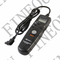 LCD  Timer Remote Intervalometer for Canon TC-80N3 7D 6D 5D mark II 50D 5D Mark III