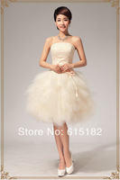 Free Shipping 2014  Women's Prom Gown Ball Evening Dress
