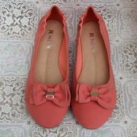 New 2014 Fashion flat  sweet bow fashion single shoes flat heel dance shoes driver shoes women's shoes