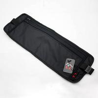 L0244 Money Belts Wallet Travel Passport Holder Hidden Bag Waterproof Waist Pack Pouch Phone Security package Free Shipping