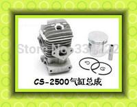 Zenoah 2500chainsaw cylinder kits/assy/accesory/parts and piston kits 1E34F