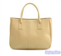 Free Shipping Autumn And Winter Women's Candy Color Handbag Fashion Vintage  Women's Shoulder Bag Messenger Bag