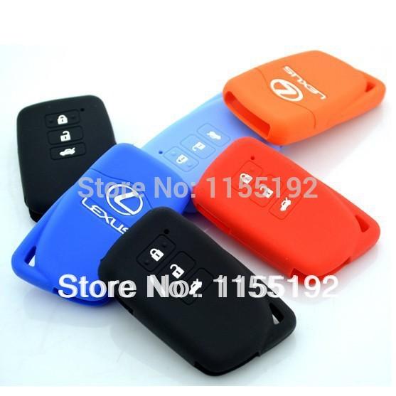 Free Shipping!Silica Key Wallet For 2013 Lexus ES300H 350 250 GS250 350 450 Key Wallet Lexus Key Case(China (Mainland))