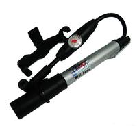 Inflationists mountain bike mini pump portable high pressure pump bicycle accessories