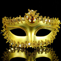 Mask halloween Christmas mask pointed toe mask