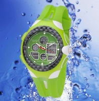 OHSEN Diving Multi-movement Wrist Watch Led Watch