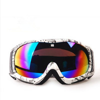 Genuine brand double anti fog ski goggles designer skiing myopia glasses male female sport eyeglasses outdoor snowboard eyewear