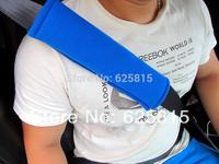 Hot Sale Multi-color Car Safety Seat Belt Shoulder Protector Shoulder Pad Cushion 10-204