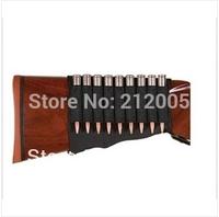1x Allen  hunting Shotgun Rifle 9 Shells Butt Stock Shell Cartridge Holder Shotshell Ammunition Carrier 9 free shipping