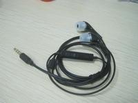 New 2014 New Black 35mm In ear headphones earphone earbud headset headphone for PC Laptop MP3 MP4 10681