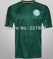camisetas thailand palmeiras men 2014 15 Brazil soccer jerseys home jersey camisa regata brasil uniforms football futebol shirt