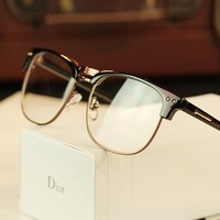2014 Hot Selling Women Eyeglasses Frame Fashion Designer Men Glasses Frame Free Shipping