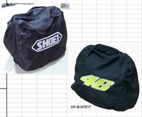 Shoei helmet bag helmet bag plus size helmet bag waterproof , cotton velvet double zipper