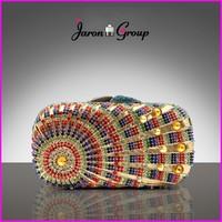 Top Grade Luxury Diamond Women Evening Clutch Bag Famous designer brand Ladies party bags Desigual purses and handbags bolsas