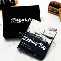 Men Short Wallet Genuine Leather Fold Wallet Oil Wax Cowhide Brand Designer 2014 New Gift Idea with Box Money Pocket Purse Black