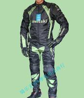 Kawasaki automobile race ride clothing motorcycle clothing popular brands clothing