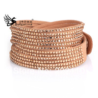 Peach Color Vintage Bracelets 2014 Best Selling Items For Promotional Gifts,New Arrival Jewelry For Women Free Shipping 1Pcs New