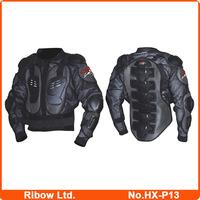 Body armor motocross protection motorcycle armour jacket protective gears armadura jaquetas moto HX-P13