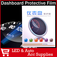 Car Dashboard Meter Instrument Protective Film Sticker Anti-Radiation Anti-Scratch for VW Chevrolet Ford