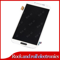 White For Samsung Galaxy SIV S4 i9500 i9505 i337 M919 LCD Display+Touch Screen Digitizer Glass Assembly
