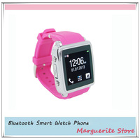 Bluetooth smart watch for iphone/android phones connect IOS and android OS 1.6inch touch screen smart watch phone