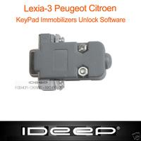 Lexia-3 Peugeot Citroen KeyPad Immobilizers Unlock Software Free Shipping
