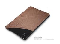 Fashion Stand filp Leather Case For iPad Mini 2 Retina Nillkin cover case For Apple iPad Mini+Sleep/Wake+Original packaging