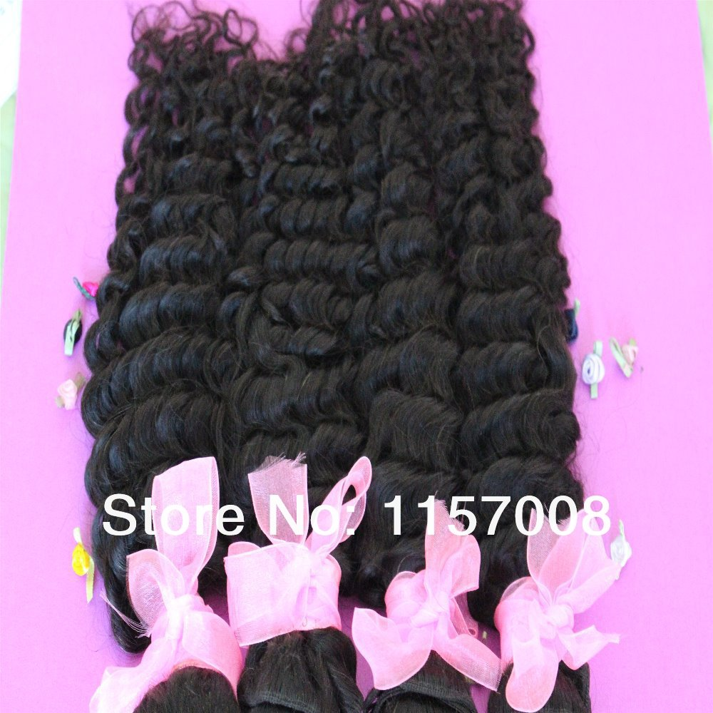Curly Hair Weave Product id: 1692883945 peruvian virgin hair curly ...
