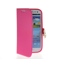 About 2014 newest open button holster FOR SAMSUNG GALAXY I9300