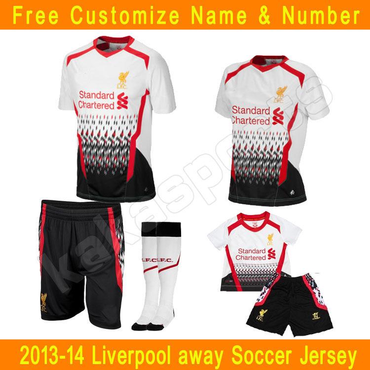 Soccer Jersey Font B Liverpool B Font   Away Font B Shirt B Jpg