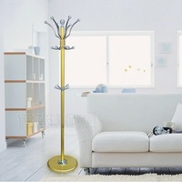 Modern fashion creative crystal coatrack /clothes tree MY8003 vertical disassembling / 360 rotation/art form
