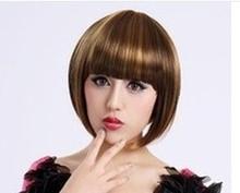 short hair model promotion