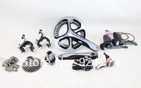 Original DA 9000 11S Groupset , Free Shipping! DURA AC 9000 Groupset 11 Speed Road Bike Groupset Bicycle Derailleur Groupset