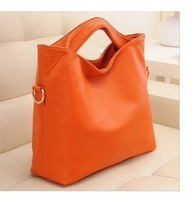 Fashion women's handbag trend brief backpack casual shoulder bag vintage messenger bag14030509