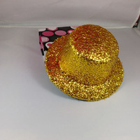 2014 Veil Hair Clip Headwear barrette Headdress fascinator clip Hair Accessorie Lace  Hat Popular  Headband  Gold Silver