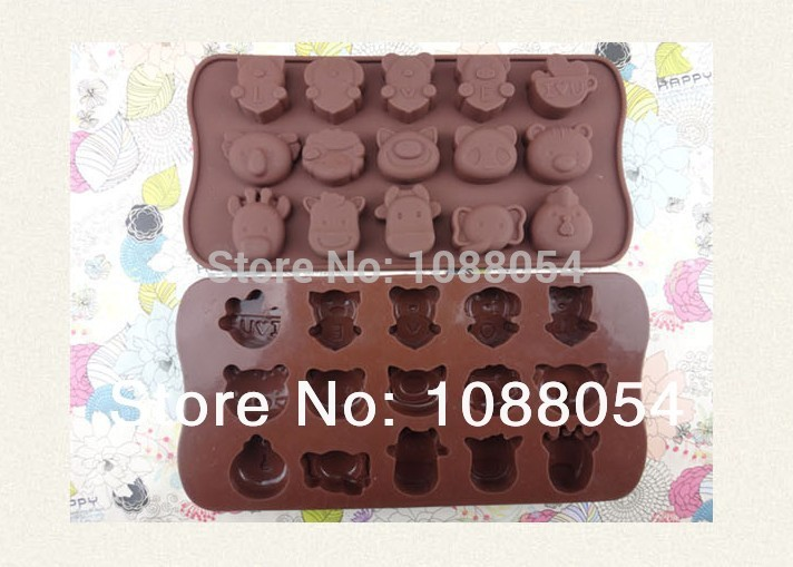 diy chocolate mold/silicone cake mold/cake decorating manufacture mold ...